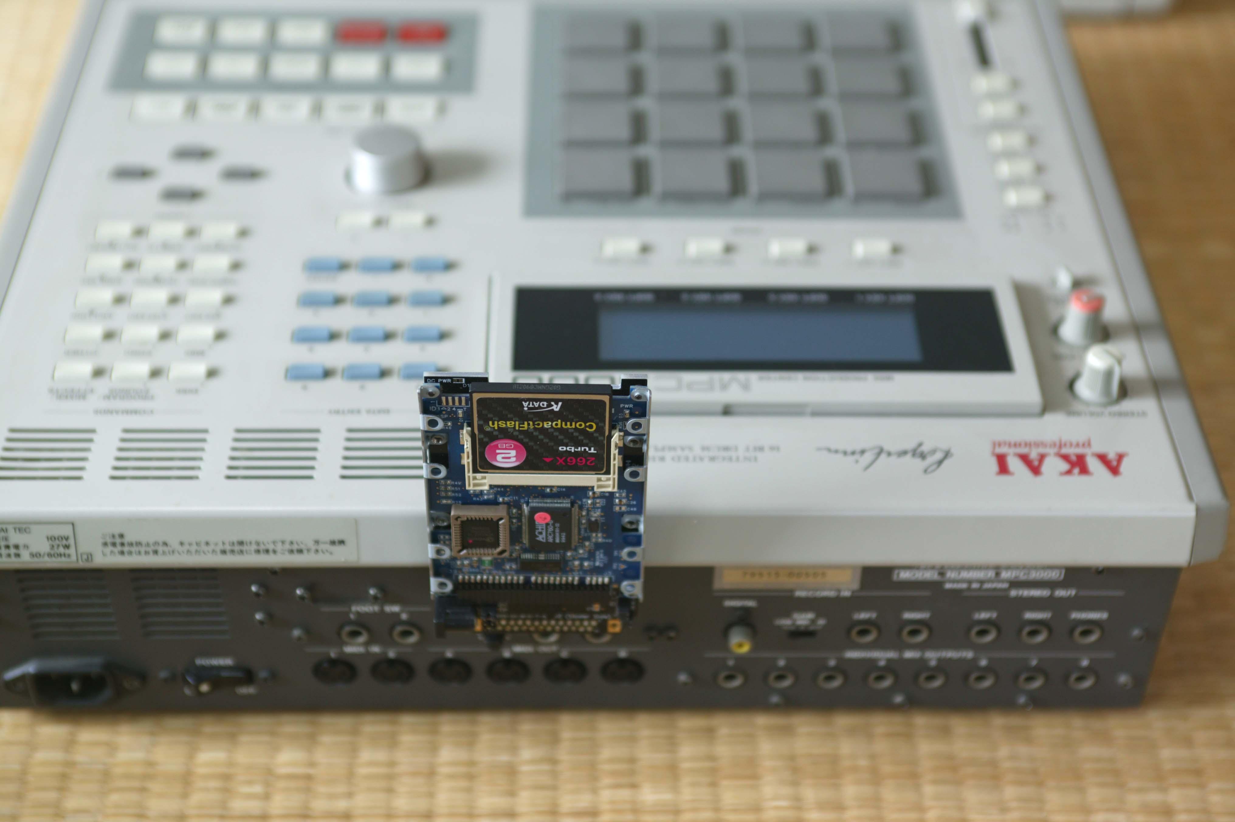 Akai MPC3000 image (#94670) - Audiofanzine