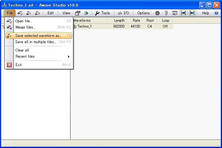 awave studio تحميل Windows