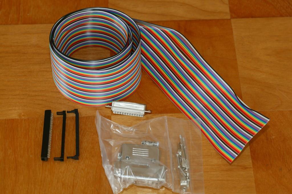 01_D-SUB_Conv_Cable_Parts
